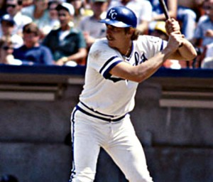 1977 Roster Pete LaCock  1B 77-80